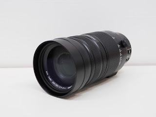 LEICA DG VARIO-ELMAR 100-400mm / F4.0-6.3 ASPH. / POWER O.I.S. 定価248,400円 (税込み)