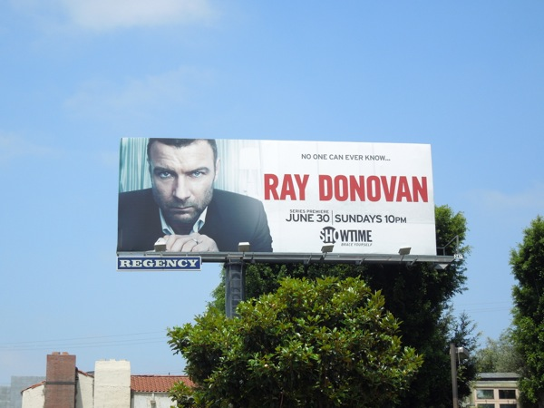 Ray Donovan billboard