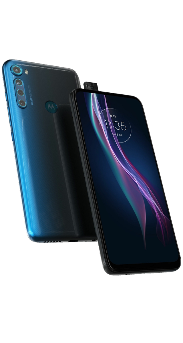 Motorola One Fusion Plus Overview