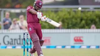 Evin Lewis 99* - West Indies vs Ireland 1st ODI 2020 Highlights
