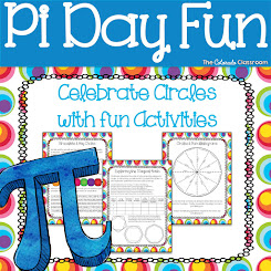 Pi Day Fun Activity Packet Product