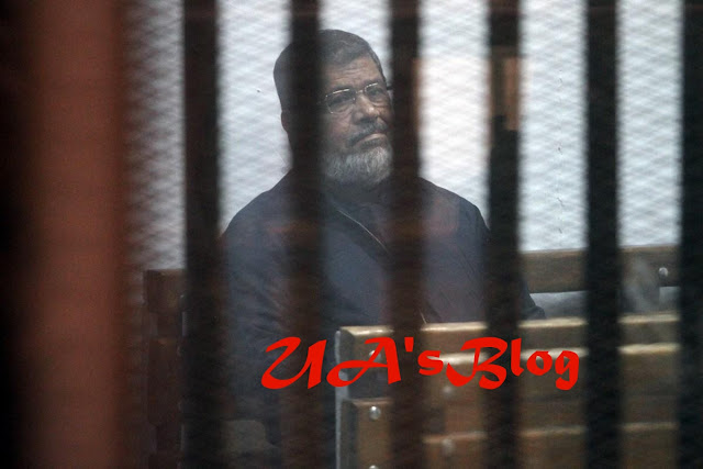 BREAKING: Fmr Egypt president, Morsi, dies in court