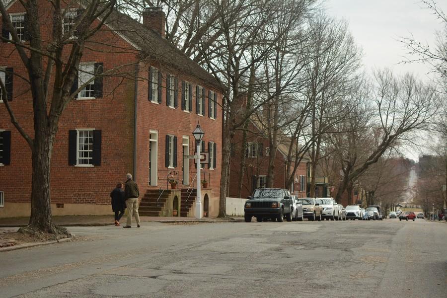Main Street Old Salem