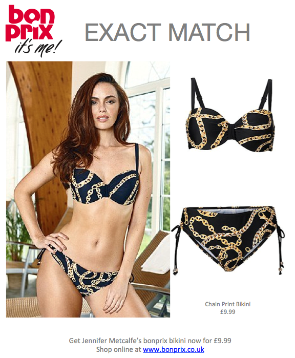 Jennifer metcalfe lingerie yes