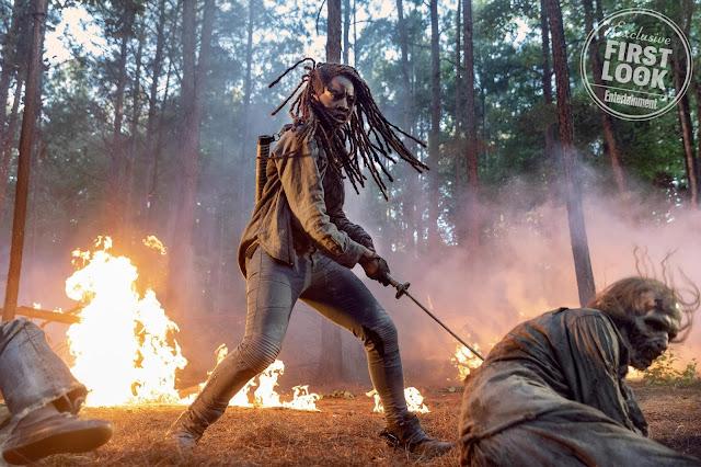 The Walking Dead: prima immagine della Stagione 10