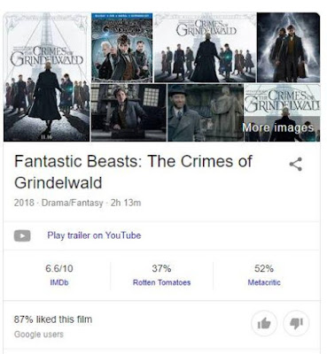 Fantastic Beasts The Crimes of Grindelwald Review Indonesia