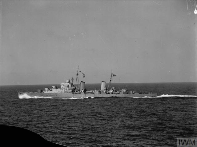 HMS Dido, 15 March 1942 worldwartwo.filminspector.com