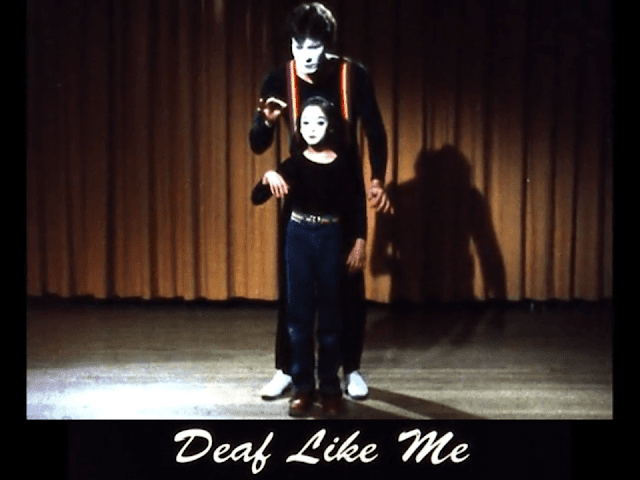Short film Deaf Like Me directed by Jim Callner in 1981