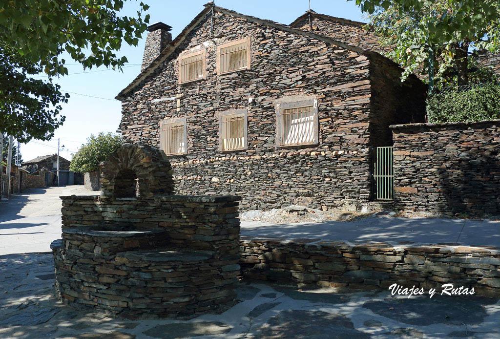 Pueblos negros de Guadalajara, Campillejo