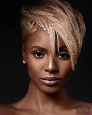 short hairstyles for black women 2019