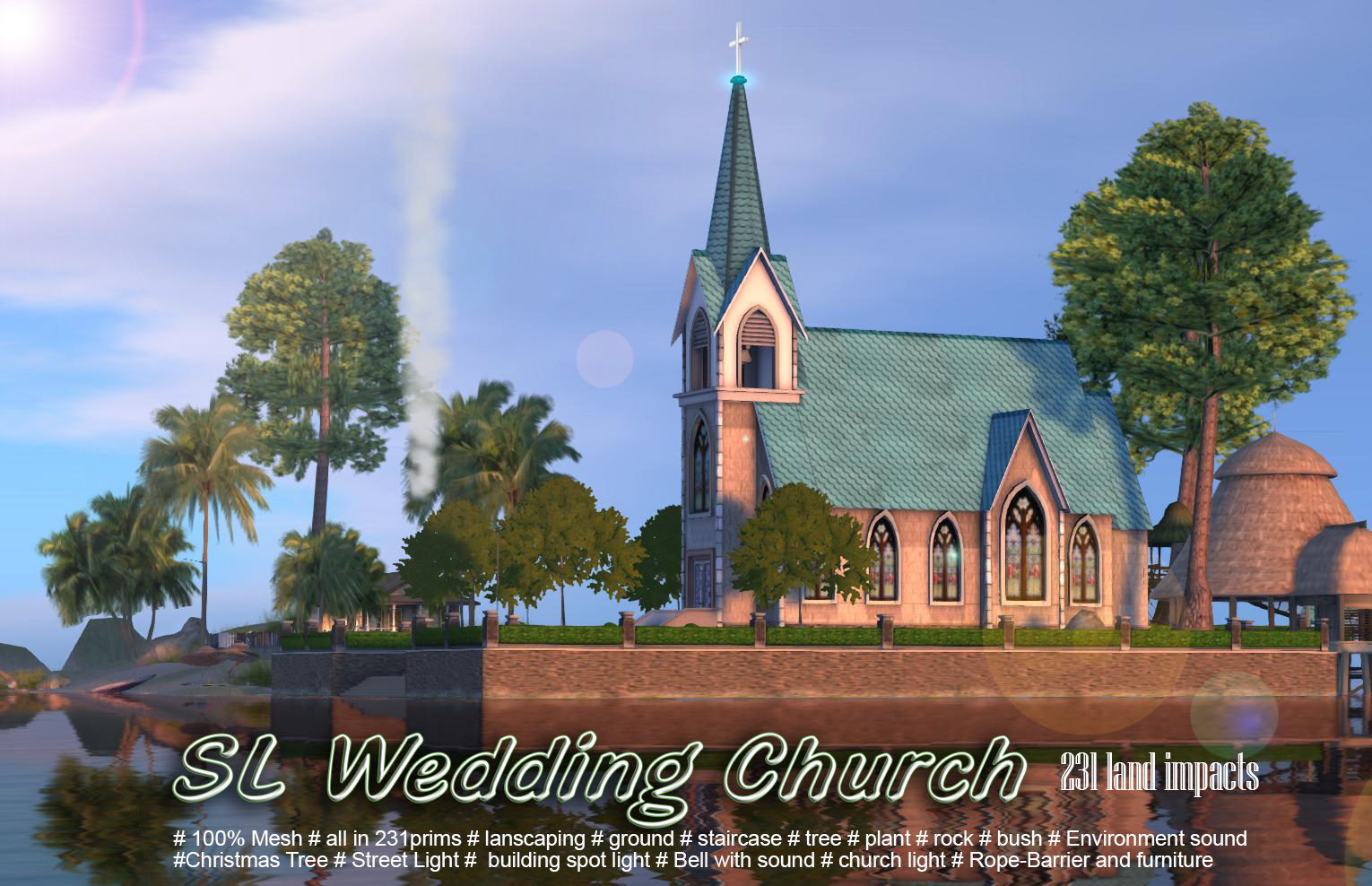 Wedding Bells Are Ringing Chapel