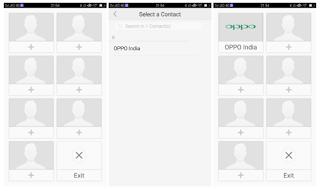 Cara menggunakan  'Simple Mode' / Mode Sederhana pada Oppo A57