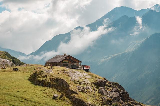 Wanderung Stubaital Franz-Senn-Hütte Rinnensee Wanderung-Stubai 06