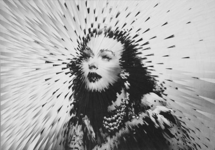 Коллаж в стиле Дада. Lola Dupre