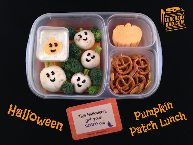 Pumpkin Patch Bento