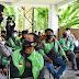 Tinjau Vaksinasi Ojol di Bali, Kakorlantas Berharap PPKM Pulau Dewata Segera Turun Level