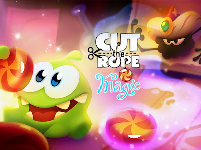Download Game Android Gratis Cut The Rope : Magic apk