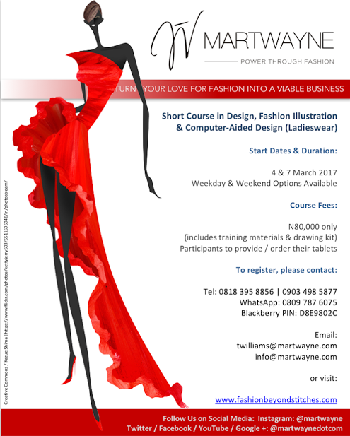 Learn textile design, fashion design, fashion illustration with CAD and corset-making at Martwayne