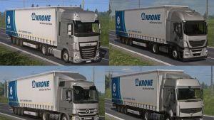 Lowdeck Schumi's Trucks Addons by Sogard3 V 1.2