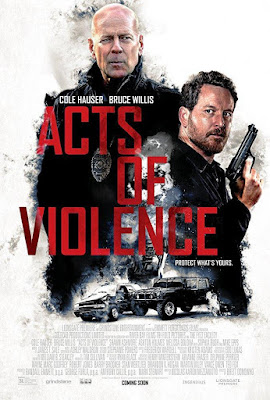 Acts Of Violence 2017 DVD R1 NTSC Latino