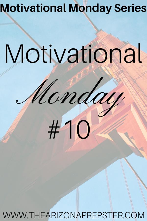 Motivational Monday #10