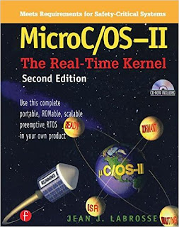 MicroC OS II: The Real Time Kernel 2nd edition