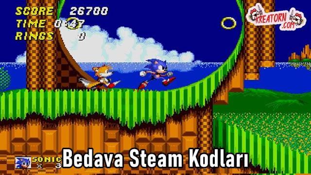 Sonic-The-Hedgehog-2-Bedava-Steam-Kodları