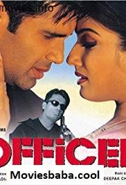 Officer (2001) Full Movie Hindi HDRip 1080p | 720p | 480p | 300Mb | 700Mb