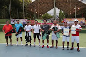 Bupati Bantaeng Raih Juara Pertama Ganda Perorangan Turnamen Tenis Bupati Cup III Tahun 2020