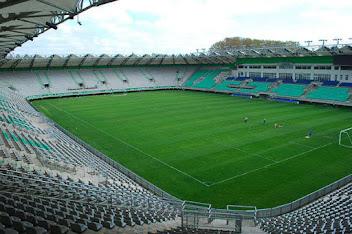 Estadio Bicentenario German Becker, city of Temuco.
