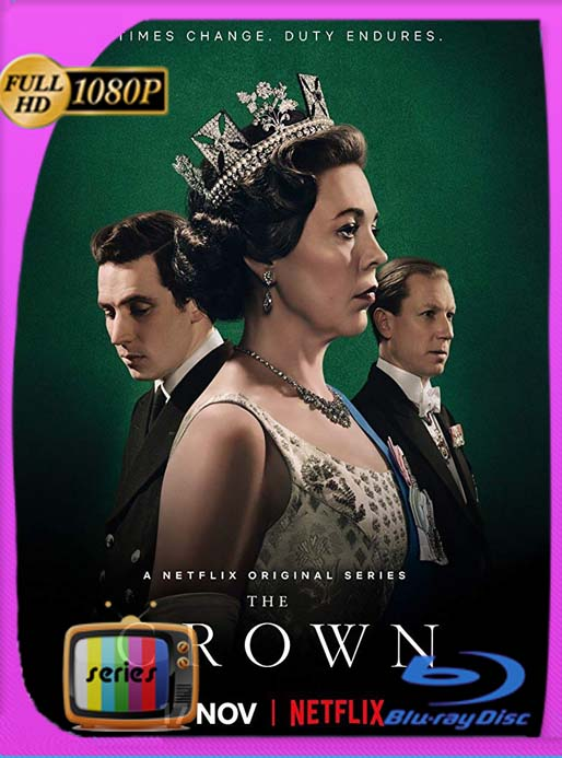 The Crown Temporada 1-2-3 HD [1080p] Latino [GoogleDrive] SilvestreHD