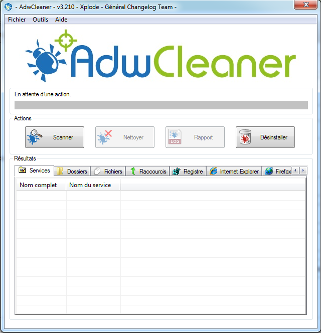 Descargar Anti-spyware Gratis adwcleaner