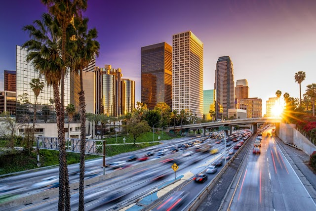 Las Vegas and millions of enthusiast destinations on the West Coast of America