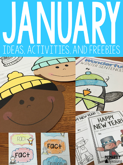 Teaching Ideas for the Month of January