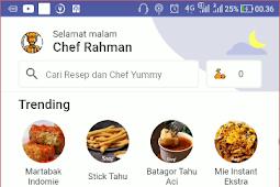 Yummy App, Pertama Install Langsung Cinta Karena Ini