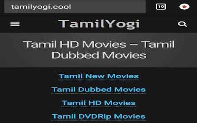 TamilYogi Tamil Dubbed HD Movies Download