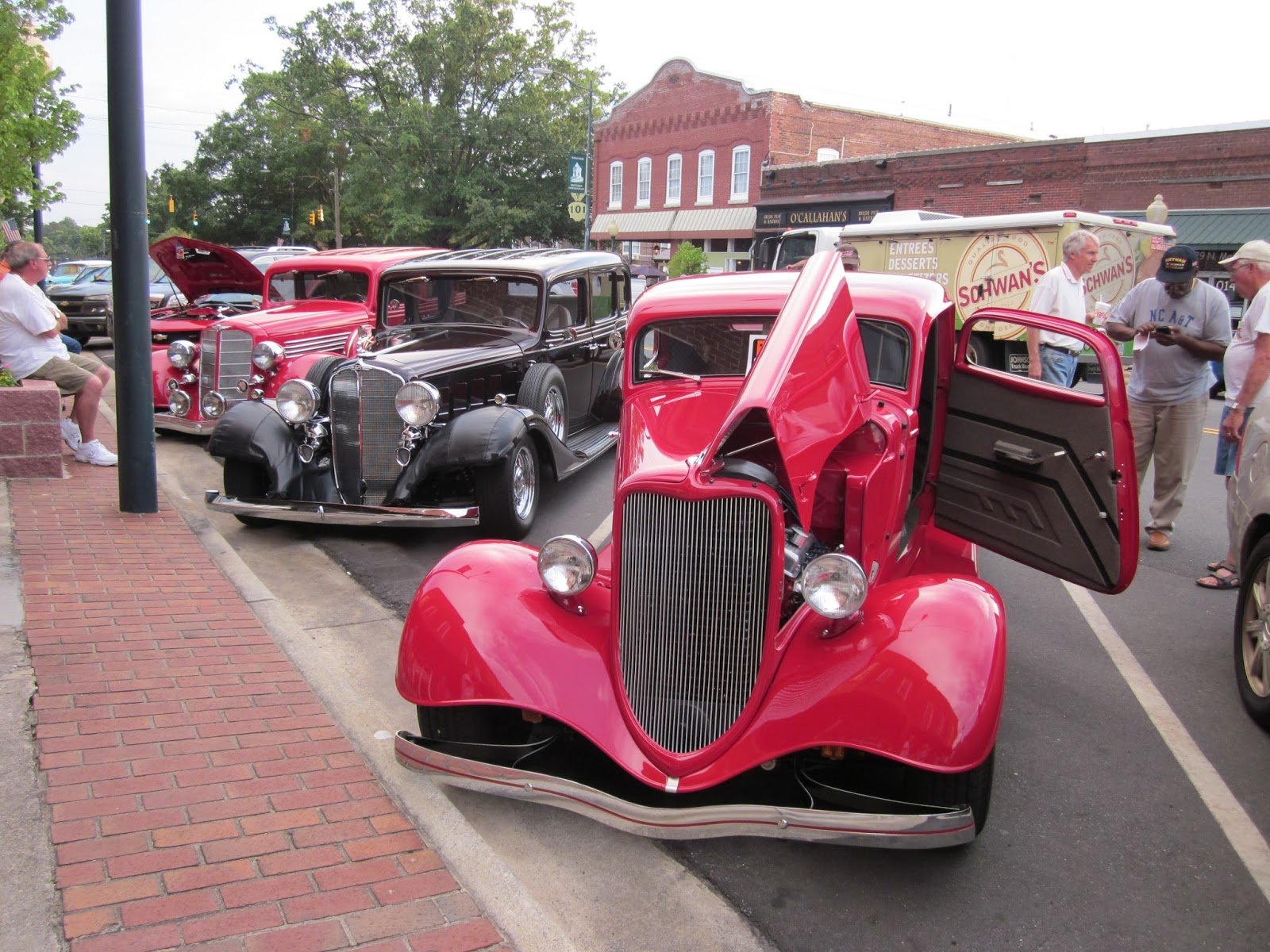 Travel Nc With Kids 2016 Mocksville Cruise In Dates Free Car Show