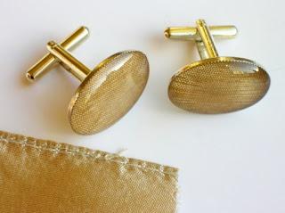 Wedding dress material jewellery