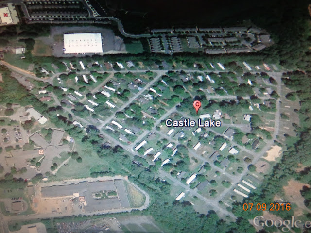 The Land Is Now To Valuable Remain As A Trailer Park And In Coming Years It Will Probably Be Rezoned Taken Into Kennesaw End Up With Retail Or