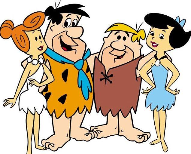 Desenhos Blog Desenhos Antigos Os Flintstones Desenhos Classicos