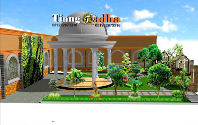tianggadha art tukang taman surabaya