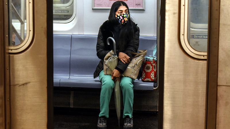 How to use public transportation after coronavirus