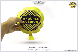 Jual alat sulap whopee chusion small - uzop magicshop