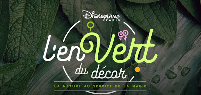 Planting the Magic at Disneyland Paris, 巴黎迪士尼樂園, l'enVERT du décor
