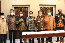 6 Provinsi di Indonesia Timur Sepakat Dorong Ekonomi Kelautan dan Perikanan