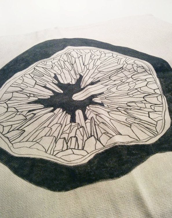 Fin And Feather Art Geode Pillowcases