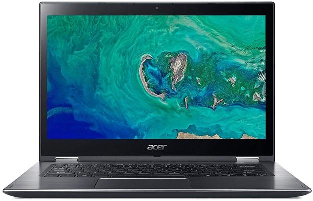 Acer Spin 3 P314-51: diseño convertible 4 en 1