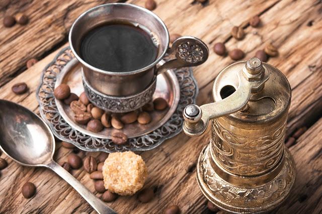 café arabe épices