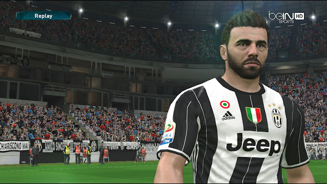Patch PES 2017 Terbaru dari Apocaze Ultimate Patch V2.0 + V2.1