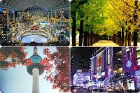 Menikmati Indahnya Pesona Seoul